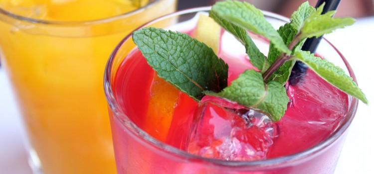 5 cocktails hypertoniques