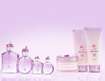 Les fragrances Stella Cadente