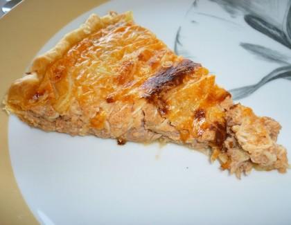 La vraie recette de la tarte au thon