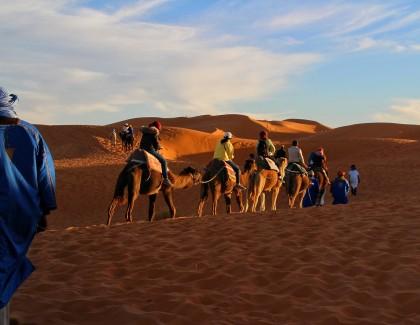 Voyages insolites au Maroc