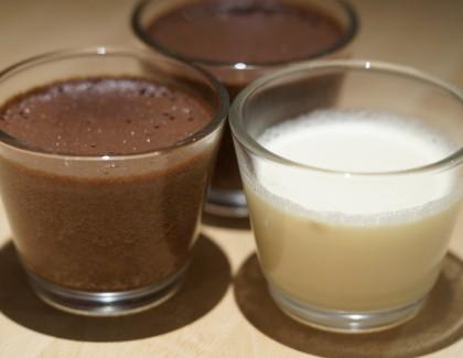 L'irrésistible mousse au chocolat noir