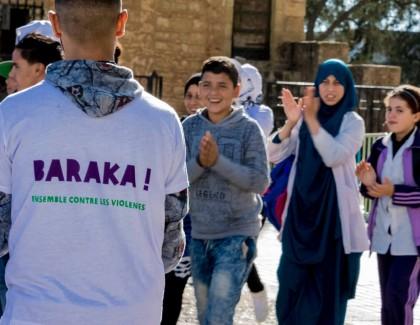 Le webzine actuelles se joint à Oxfam pour dire BARAKA ! Et toi?