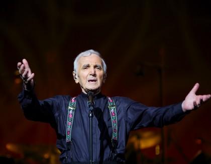 Charles Aznavour en ouverture de Mawazine