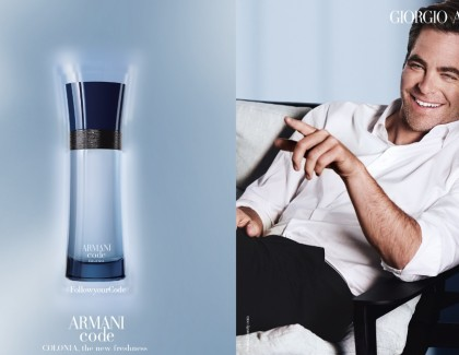 Armani Code Colonia : une fragrance virile