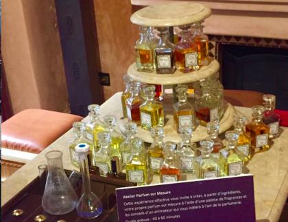 Un musée du parfum à Marrakech