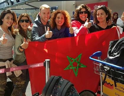 Cinq Marocaines à l'assaut du Klimandjaro