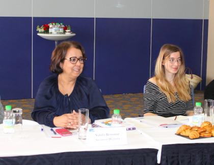 Nabila Benomar : «les femmes obtiennent rarement les responsabilités politiques méritées»