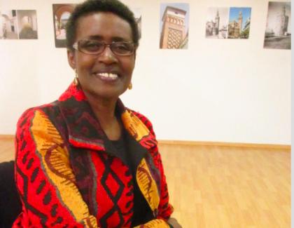 Winnie Byanyima : Contre les violences, la meilleure arme, c'est la Parole et l'Action.