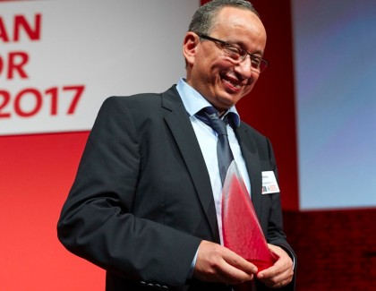 Adnane Remmal récompensé pour ses « Antibiotiques tirés de la nature »