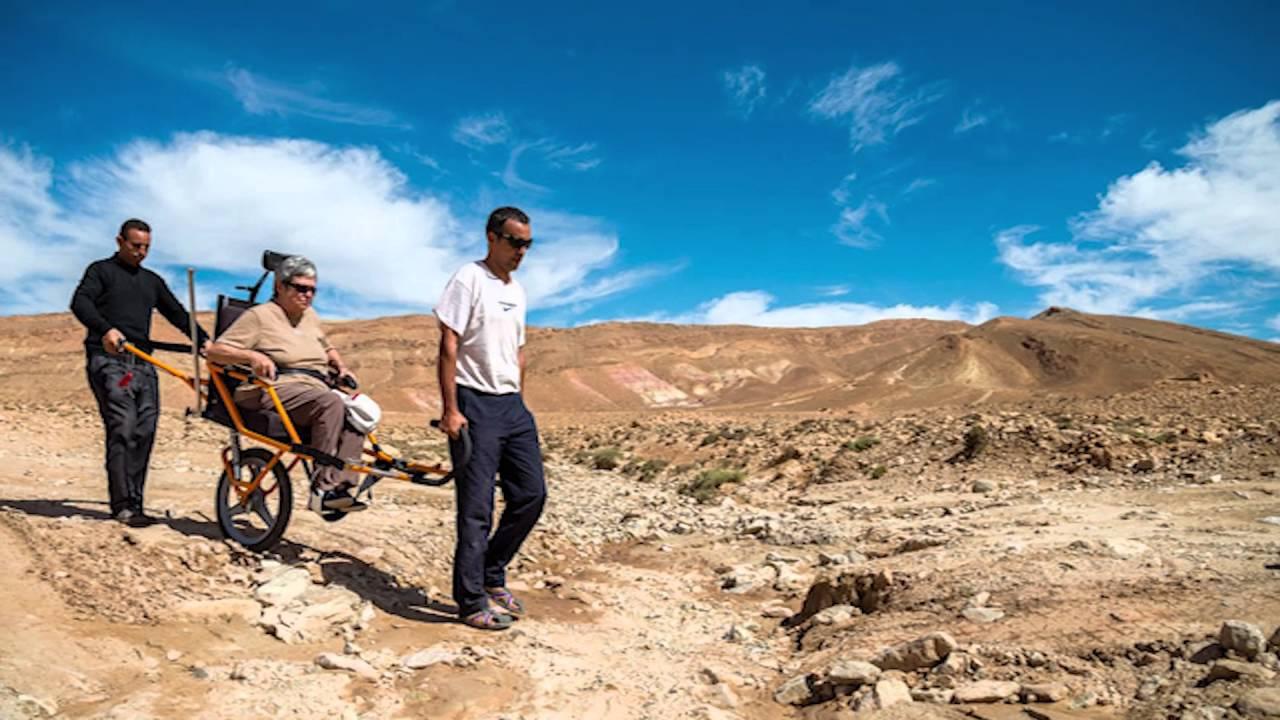 Desert et Montagne-Maroc