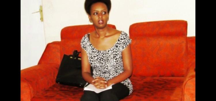 Diane Rwigara en course pour la présidentielle Rwandaise