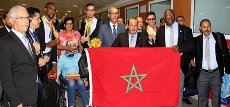 Jeux paralympiques de RIO, les champions sont de retour