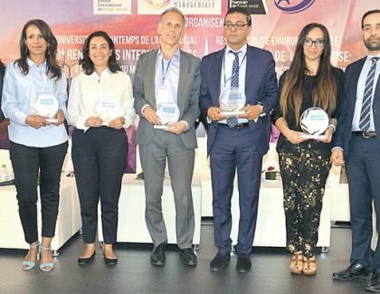 Égalité professionnelle : le trophée pour L'Oréal Maroc