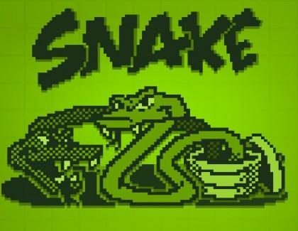 Le jeu Snake de retour sur Messenger