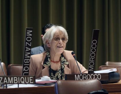 Aicha Belarbi: combats contre les inégalités