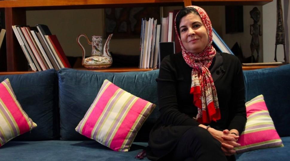 Asma Lamrabet poussée à la démission