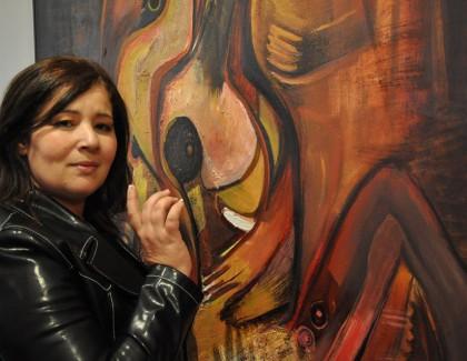Aziza Jamal : le parcours exceptionnel d'une artiste