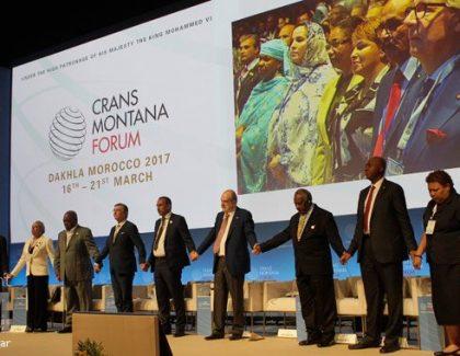 Crans Montana 2017, le monde a besoin de l'Afrique !