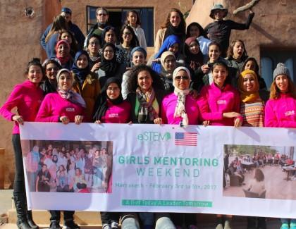 L'accompagnement des jeunes filles leaders se renforce !