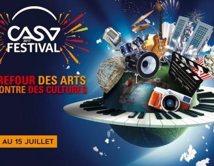 Show magistral pour l'ouverture du Casa Festival