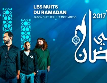 Jadal en concert à Tanger