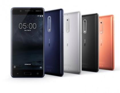 Les nouveaux smartphones Nokia sont arrivés