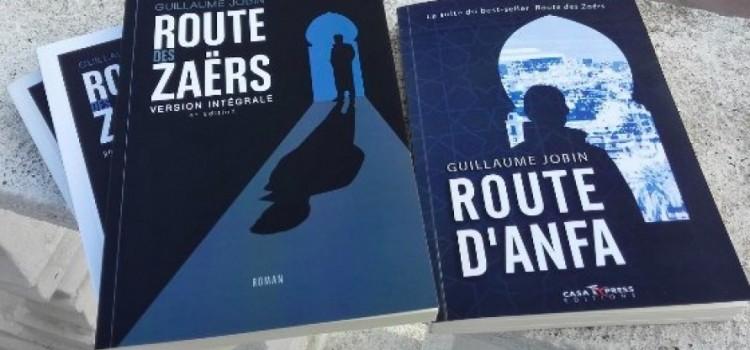 Route d'Anfa de Guillaume Jobin