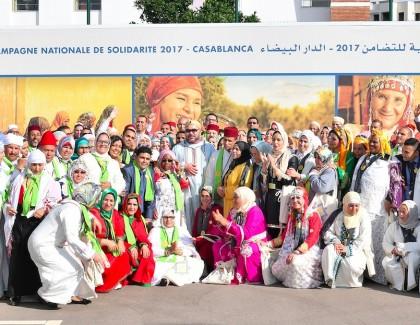 Campagne nationale de solidarité 2017, plus de citoyenneté et de solidarité