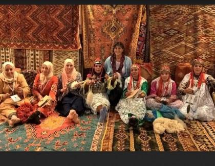 Les tisseuses de Taznakhte, gardiennes des traditions et du folklore