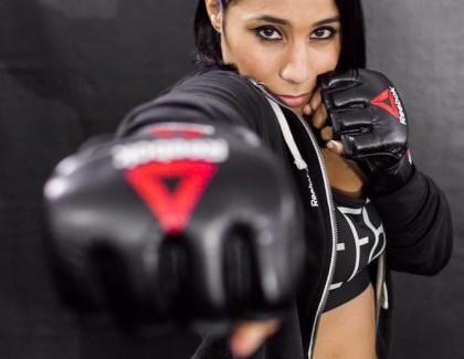La judokate Rizlen Zouak,A «star is born»
