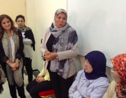 Latifa IbnZiaten, une militante de la paix