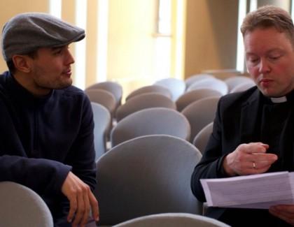 Ayoub Qanir tourne «Un océan de lumières» en Islande