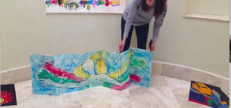 IRCAM : vernissage de l'exposition des artistes en résidence