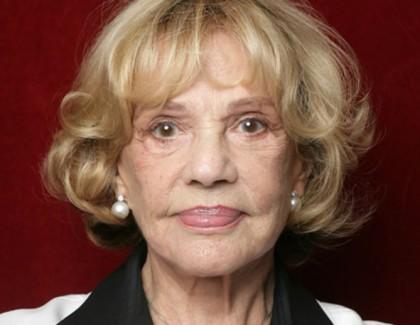 L'actrice Jeanne Moreau tire sa révérence