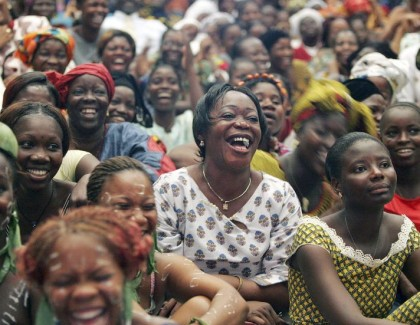 Célébrons la femme africaine