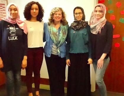 TechGirls : 4 lycéennes marocaines aux Etats Unis