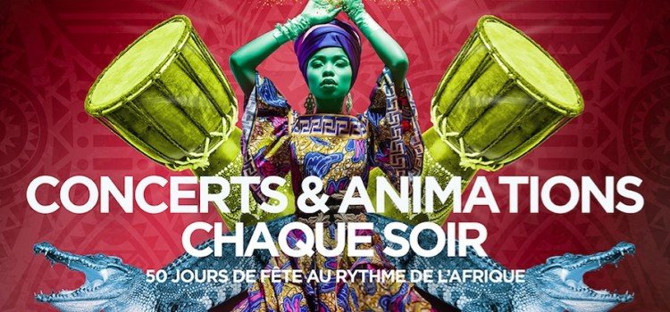 C'est la fête au Morocco Mall Shopping Festival 2017