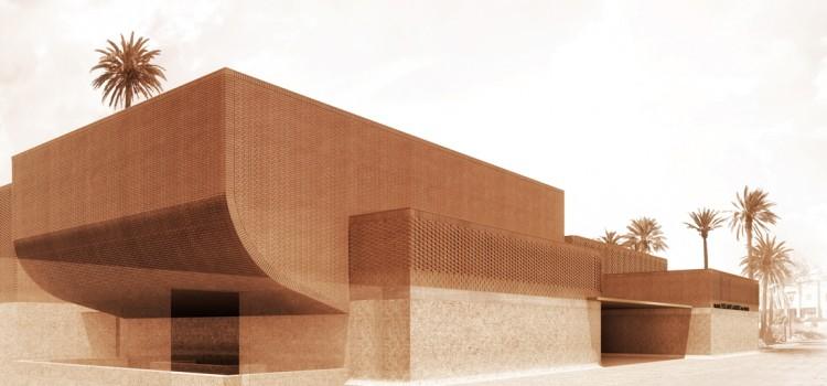 Le Musée Yves Saint Laurent Marrakech en octobre