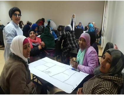 Des femmes rurales, leaders en entrepreneuriat sociale