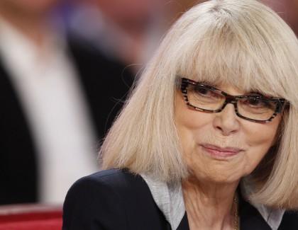 L'actrice française Mireille Darc tire sa révérence