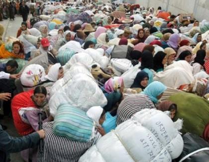 Deux femmes mulets trouvent la mort à Bab Sebta