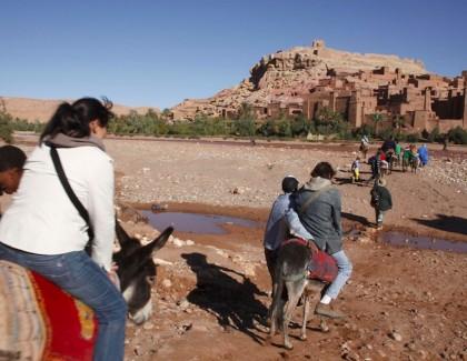 Ouarzazate, 2017 une année en or pour le tourisme