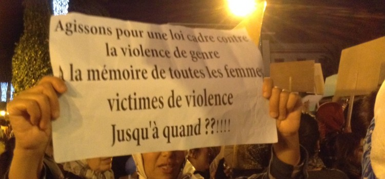 Viol collectif : Justice pour Nassima !
