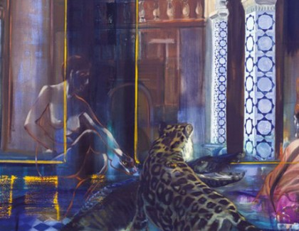 Etienne Cail et Olivier Masmonteil : Peintres des lumières