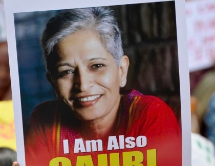 Gauri Lankesh assassinée pour ses positions