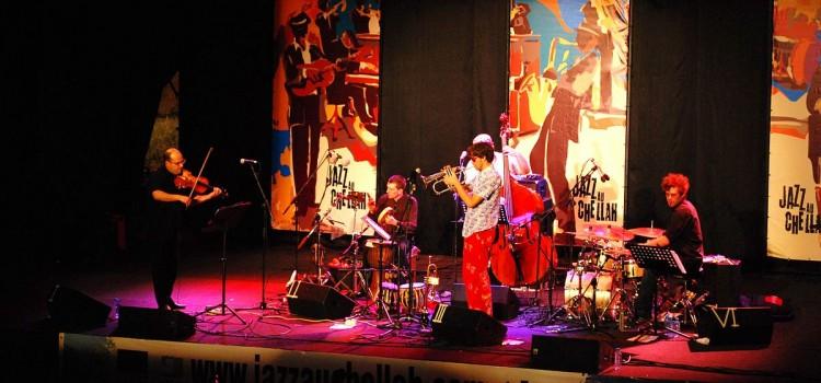 Jazz au Chellah: Rabat aime le Jazz