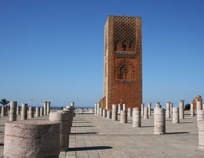 Tour Hassan : Relooking extrême