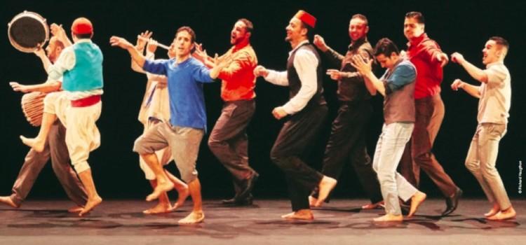 Le groupe Acrobatique de Tanger fait sa Halka