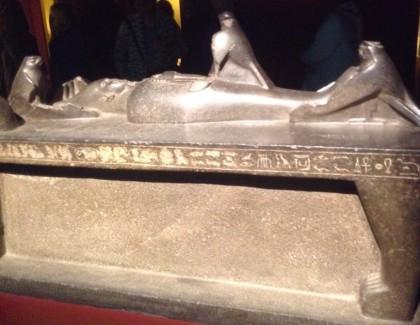 Exposition «Osiris, mystères engloutis d'Égypte»