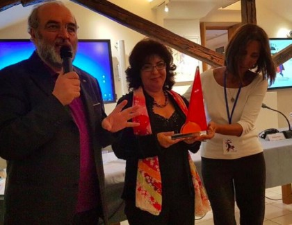 Le Prix Méditerranée pour Fouzia Assouli
